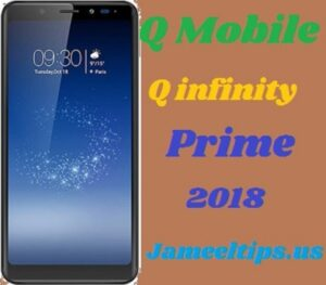 Qmobile QInfinity Prime Price in Pakistan 2018