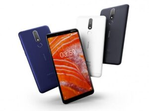 Nokia 3.1 Plus Price In Pakistan